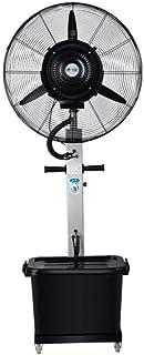 Jyfsa 260W Ventilador de fábrica Grande Ventilador Ventilador Industrial Niebla de Agua Ventilador de humidificación Aerosol Ventilador de Piso Ventilador de Aire frío