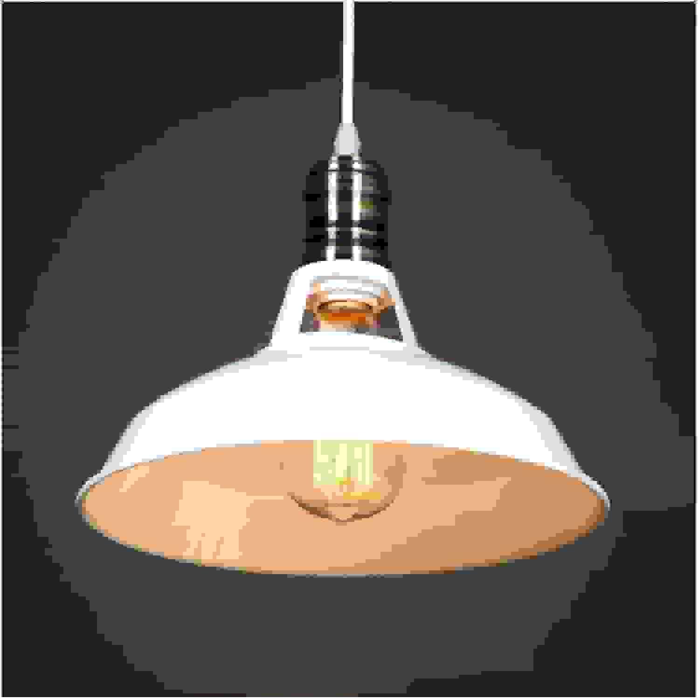 mejor opcion LYM Lámparas Colgantes Lámpara Colgante Colgante Colgante Viento Industrial Hierro Forjado E27 Restaurante Bar Cafetería Araa de Luces (Color   blancoo)  80% de descuento