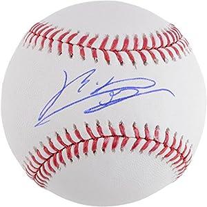 Rafael Devers Boston Red Sox Autographed Baseball - Fanatics Authentic Certified - Autographed Baseballs