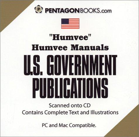 Humvee (Humvee Manuals On CD-ROM)