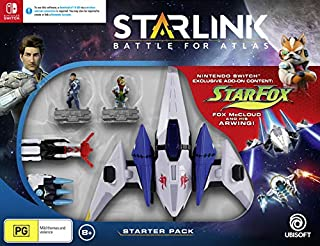 Starlink Starter Pack (Nintendo Switch) (B07DWSFGHK)   Amazon price tracker / tracking, Amazon price history charts, Amazon price watches, Amazon price drop alerts