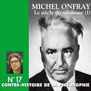 Le siècle du nihilisme 2 audiobook cover art