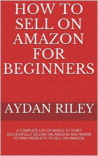 amazon start selling