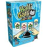 Gigamic - AMHGJR - Jeu de Cartes d'Action et de Réflexe pour Enfant  - Halli Galli Junior