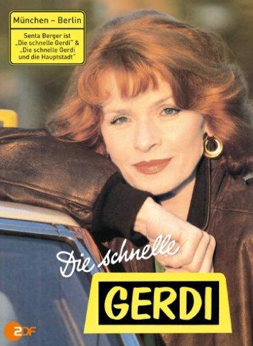 Die schnelle Gerdi / Die schnelle Gerdi und die Hauptstadt [4 DVDs]