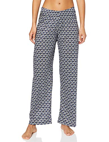 CALIDA Damen Favourites Arts Pyjamaunterteil, Dark Lapis Blue, S