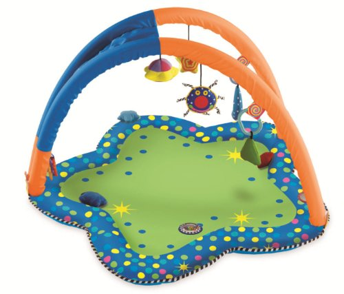 Manhattan Toy Tapis Whoozit Arches