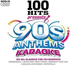 100 Hits Presents: 90s Anthems Karaoke by 100 Hits