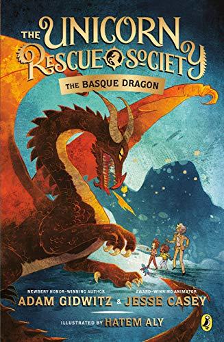 The Basque Dragon (The Unicorn Rescue Society Book 2) (English Edition)