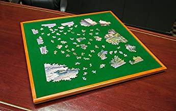 Jigsaw Puzzle Spinner Table for Adults & Kids | 34