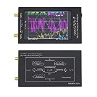 "YANHUA 4.3"" LCD Display Vector Network Analyzer for Antenna Analyzer Aluminum Case"