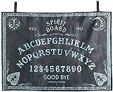 Paño de altar Tablero del Ouija - 50 x 70cm / 20 x 28