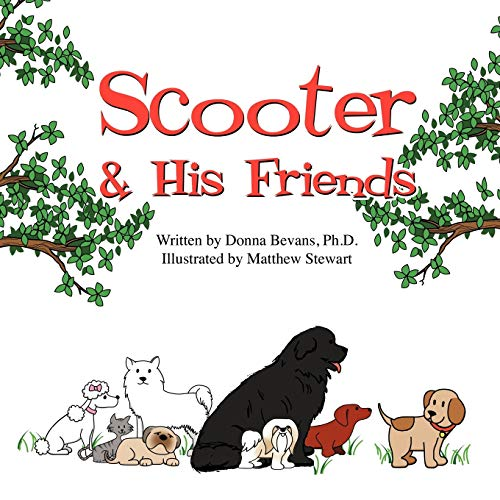 Scooter & His Friends