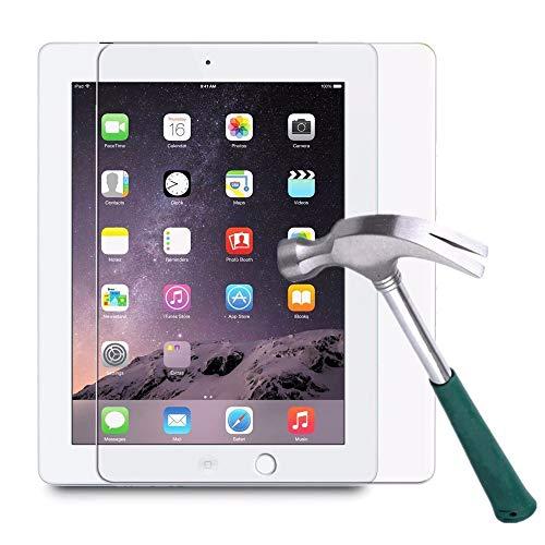 MMOBIEL Displayschutzfolie Kompatibel mit iPad 43 2 Tempered Glass 9H Harte HD