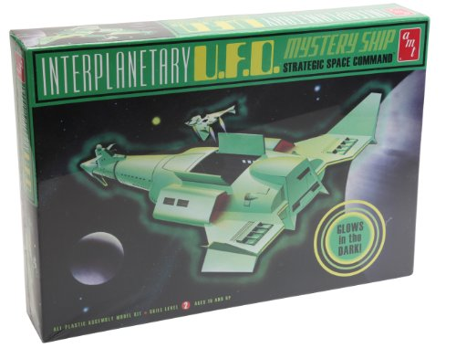 AMT AMT622 - 1/100 Interplanetary UFO Mystery Ship