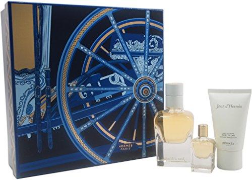 Hermes Jour Eau De Parfum Vapo plus Body Lotion, 1er Pack (1 x 87.5 ml)