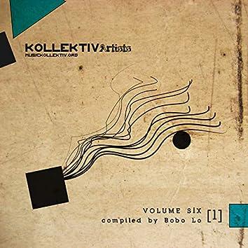 Kollektiv Artists. Volume 6. [Part 1]