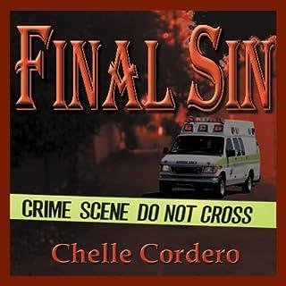Final Sin audiobook cover art