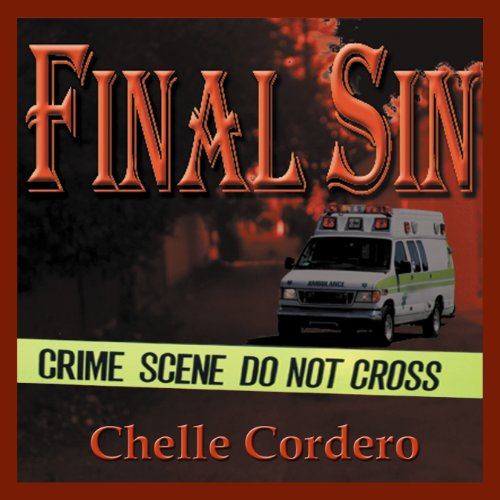 Final Sin audiobook cover art