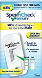XKRSBS Kit de Test de sperme de fertilité à Domicile | Cela Signifie Que Le Nombre de spermatozoïdes est Normal ou Petit, Pratique et Facile à Lire et précis