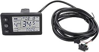 Motor Controller Kit, 36V/48V 1500W Brushless Motor Speed Controller LCD Panel Kit for Electric Bike