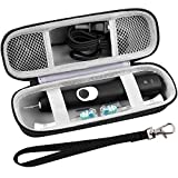 Case Compatible with Philips Sonicare ProtectiveClean 4100/5100/6100/6500/7500 Rechargeable Electric Toothbrush.Travel Bag Holder Fits for Oral-B 7500/9600/9300/Pro 1000 with Charger