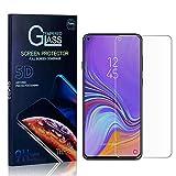 THRION Panzerglas Schutzfolie für Galaxy A8S, Anti-Bläschen, Anti-Kratzen, Bildschirmschutz Panzerglasfolie Folie für Samsung Galaxy A8S, 4 Stück