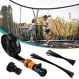 Trampolin Sprinkler, 12m Trampolin Wassersprinkler, Sommer Outdoor Trampolin Wasser Sprinkler,...