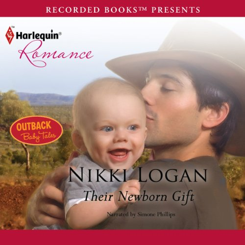 Their Newborn Gift audiobook cover art