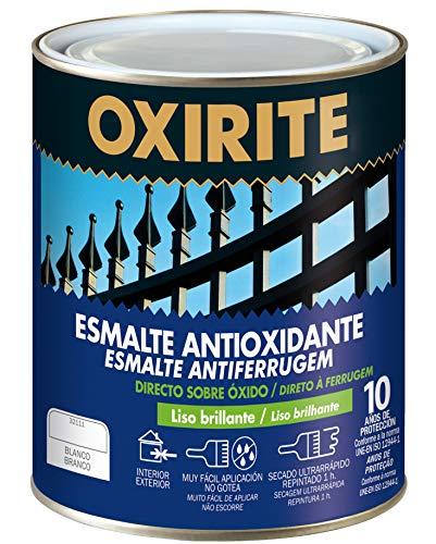 Esmalte Antioxidante Azul Marca Oxirite