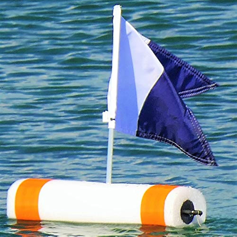 Dive Flag - Snorkel Safe Personal Dive Float and Flag