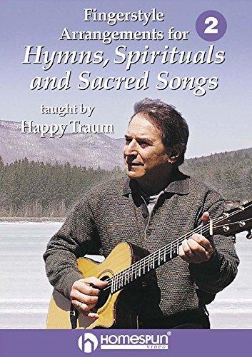 Hymns, Spirituals & Sacred Songs: Fingerstyle Arrangements - Vol 2 [Instant Access]