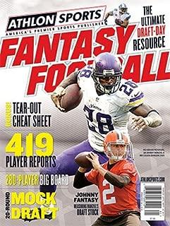 2014 Athlon Sports Fantasy Football NFL Pro Magazine Preview