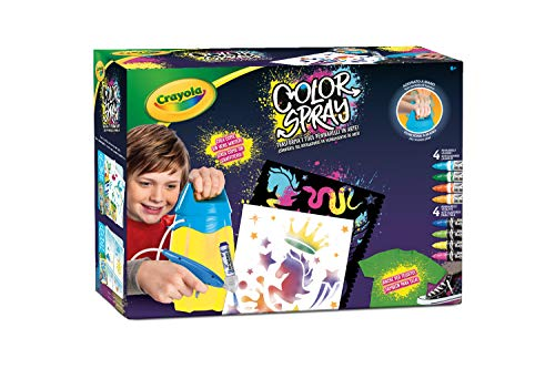 CRAYOLA - Color Spray 25-7374 Manuelle Airbrush Stifte in Spray