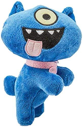 NC56 Ugly Doll Cartoon Anime Plush Toy Moxy BABO Plush Toy Uglydog Soft Stuffed Plush Dolls for Children Kids Gifts 15Cm Ragdoll