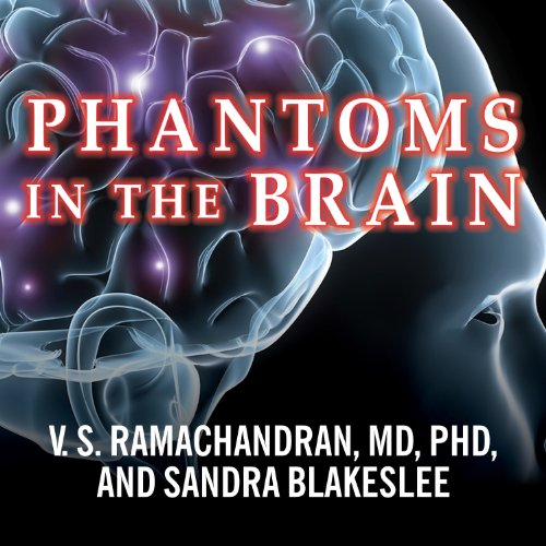 Phantoms in the Brain audiobook cover art