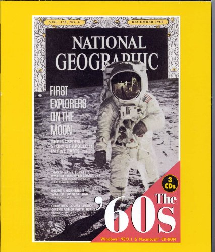 The '60s - A Decade of National Geographic Magazine on CD-ROM