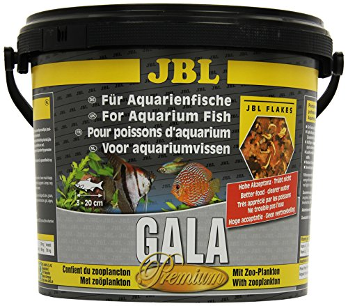 JBL - Gala - Nourriture pour poissons - 1 x 5.5 l