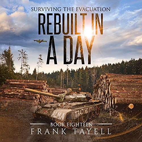 Rebuilt in a Day cover art