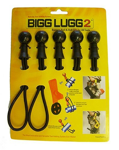 Bigg Lugg BM-5 Five Pack of Extra Bungees