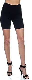 Soft Cotton Stretch Leggings- Full Length, Capri, Mid Thigh Boyshorts- Breathable, Lightweight, Cotton Fabric