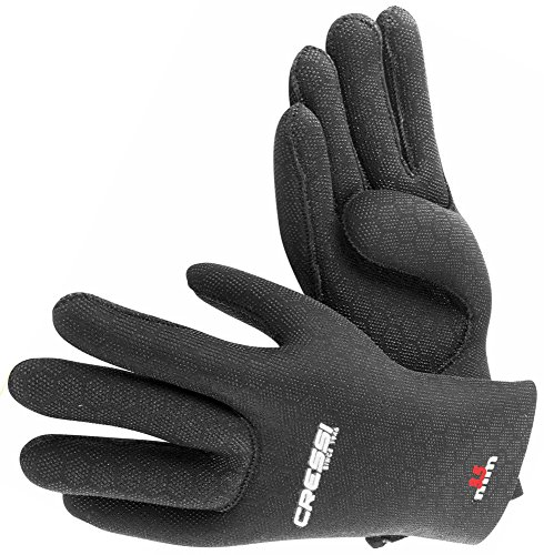 Cressi High Stretch, Guantes de Buceo, Unisex