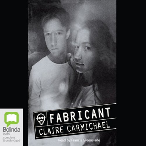 Fabricant audiobook cover art