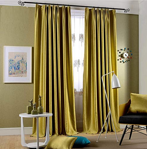 """168cm x 183cm NEW Luxury Thermal Supersoft Blackout Curtains Beige 65/"""" x 72/"""""""