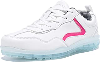 Women Sport Golf Shoes White Casual Walking Golf Sneakers Training Turf Girls Golf Tennis Shoes …