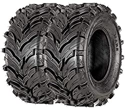 VANACC Set of 2 NEW ATV Tires 24x10-11 6PR 24 10 11 UTV Tires