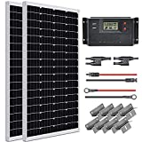 best Solar Panels for RV Use WEIZE