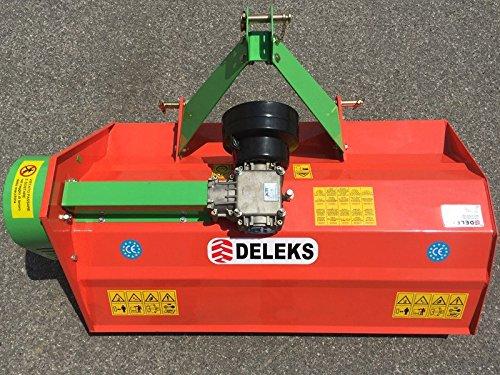 Schlegelmulcher für 12-35 Ps Traktor mit gelenkwelle inklusive - APE-130