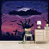 Papel Pintado Pared Dormitorio Infantil 200X150cm Mano Negro Papel Pintado Tejido No Tejido Decoración De Pared Decorativos Murales Moderna De Diseno Fotográfico