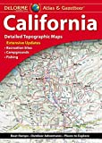 DeLorme Atlas & Gazetteer: California